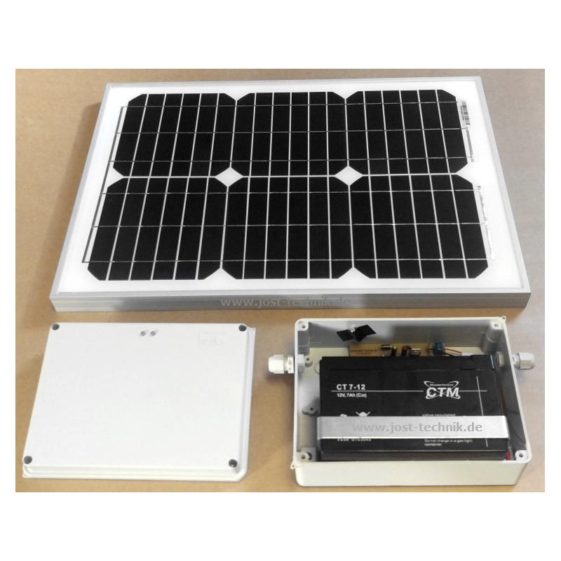 SolarEnergie-Set-SES209
